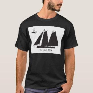 T-shirt 1864 métier pilote - fernandes élégants