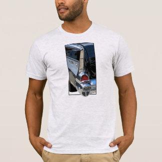 T-shirt 1957 de lumière de queue de Chevy