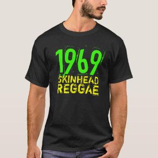 T-shirt 1969 de REGGAE de SKINHEAD