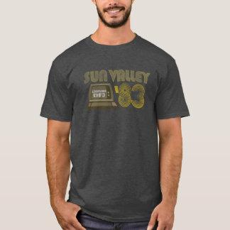 T-shirt 1983 expos vintages d'ordinateur de Sun Valley