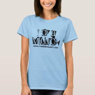 T-shirt 1 de million