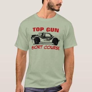 T-shirt 1 de programme court de Top Gun