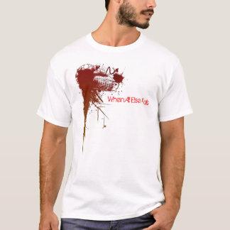 T-shirt 1, quand échoue tout autrement