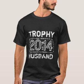T-shirt 2014 de mari de trophée