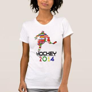 T-shirt 2014 : Hockey