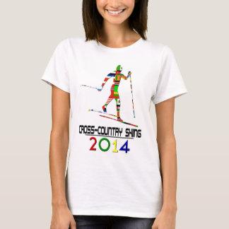T-shirt 2014 : Ski de fond
