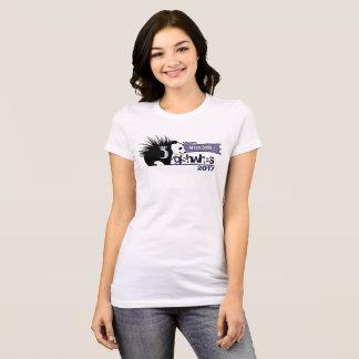 T-shirt 2017 GISHWHES Merch pour l'équipe Moondoor !