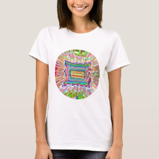 T-shirt 20 conceptions parfaites - arrières, avant de la
