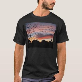 T-shirt 24h18 de psaumes