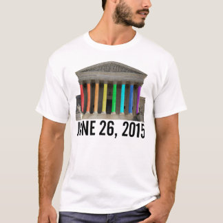T-shirt 26 juin 2015