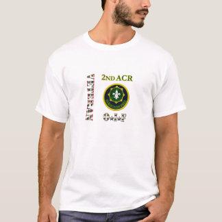 T-shirt 2ème Cavalerie blindée OIF