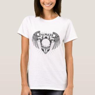 T-shirt 2ème La masse