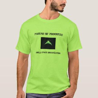 T-shirt 320s, PARIA De PROGRÈS, ORGANISATION de l'ESPACE
