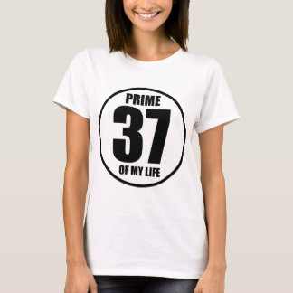 T-shirt 37 - perfection de ma vie