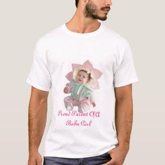 T-shirt 38084, parent fier d'un bébé