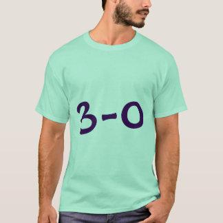 T-shirt 3 - 0 chemises
