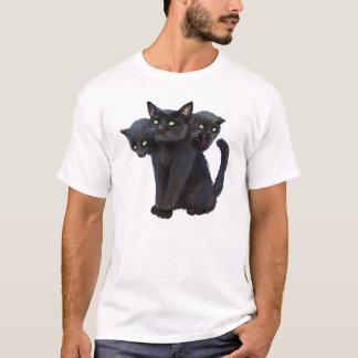 T-shirt 3 ont dirigé le minou