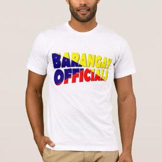 T-shirt 3colors brgy