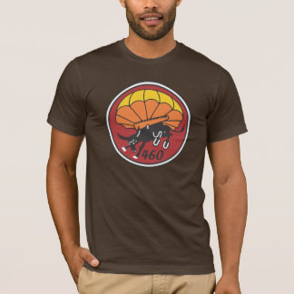 T-shirt 460th le parachute Field Artillery Battalion
