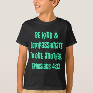 T-shirt 4h32 d'Ephesians, aqua