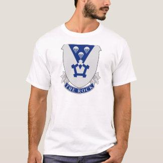 T-shirt 503rd Régiment d'infanterie de parachute - PIR -