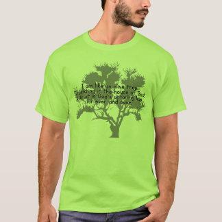 T-shirt 52:8 de psaume