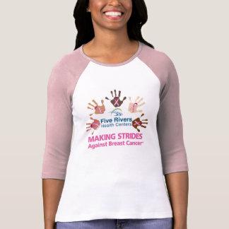 T-shirt 545Rivers - La pièce en t raglane des femmes