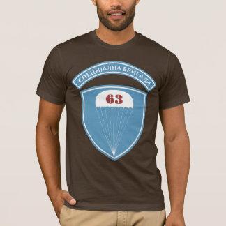 T-shirt 63rd le parachute Battalion Serbia