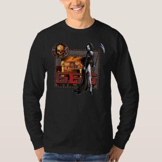 T-shirt 666 - Longue douille de base