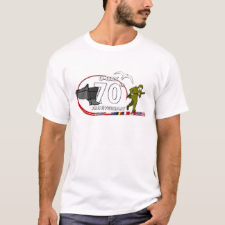 T-shirt 70th D-Day anniversary