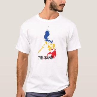 T-shirt 7107 îles