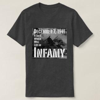 T-shirt 7 décembre 1941 Pearl Harbor
