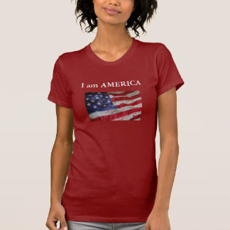 T-shirt 8-28 je suis l'AMÉRIQUE