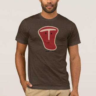 T-shirt À l'os heureux