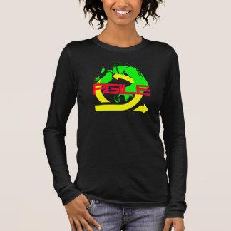 T-shirt À Manches Longues Agile