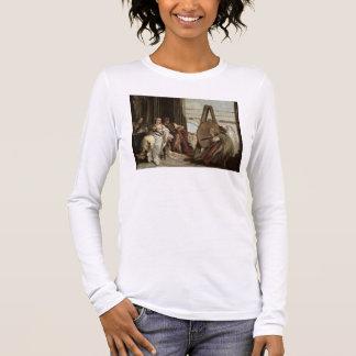 T-shirt À Manches Longues Alexandre et Campaspe à la maison du peintre