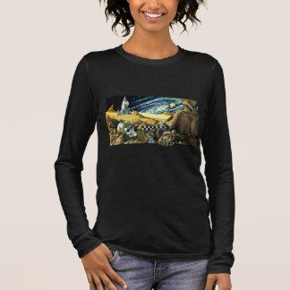T-shirt À Manches Longues Archéologie étrangère