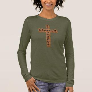 T-shirt À Manches Longues Assurance bénie