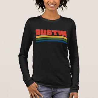 T-shirt À Manches Longues Austin le Texas