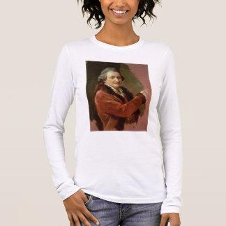 T-shirt À Manches Longues Autoportrait, 1773-87 (huile sur la toile)