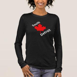 T-shirt À Manches Longues Aux sud de Detroit est…