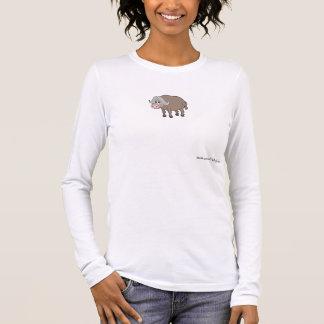 T-shirt À Manches Longues Buffalo africain 6
