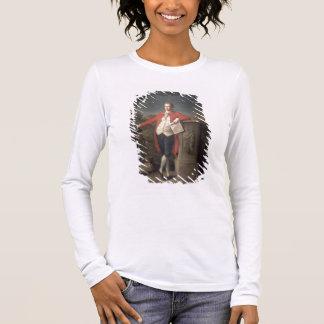T-shirt À Manches Longues Charles Cecil Roberts, 1778 (huile sur la toile)