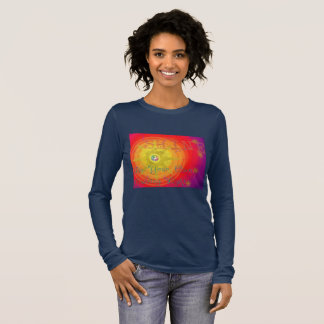 T-shirt À Manches Longues Chemise de lumière de guidage