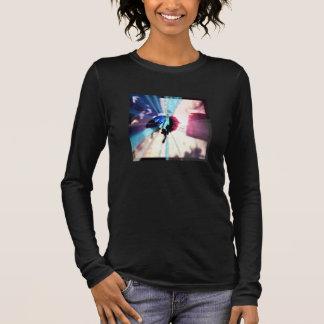 T-shirt À Manches Longues Chemise de transformation
