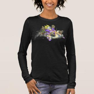 T-shirt À Manches Longues Chemise de tube de licorne de PB