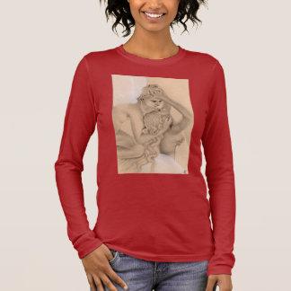 T-shirt À Manches Longues Chemise d'eros et de psyché