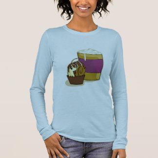 T-shirt À Manches Longues Chemise d'escargot de truffe