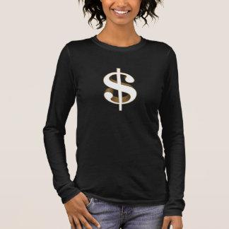 T-shirt À Manches Longues dollar