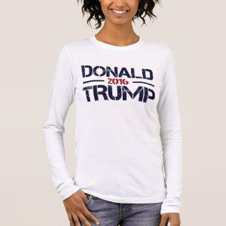 T-shirt À Manches Longues Donald Trump 2016
